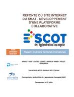 Refonte du site internet du SMAT – Développement d'une plateforme collaborative